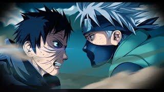 XXXTENTACION - Ghost Kakashi vs Obito amv -The Best Fight in Naruto
