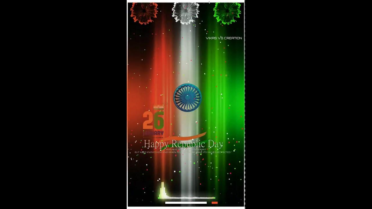 26 january special Dj mix 🇮🇳 : teri mitti me mil jau status    full screen status    republic day