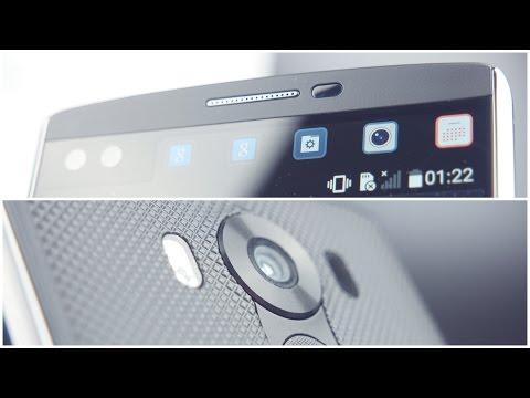 LG V10 Unboxing deutsch (ausführlich)