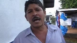 INAUGURACION DEL COLEGIO PABLO ANTONIO CUADRA PUERTO PRINCIPE