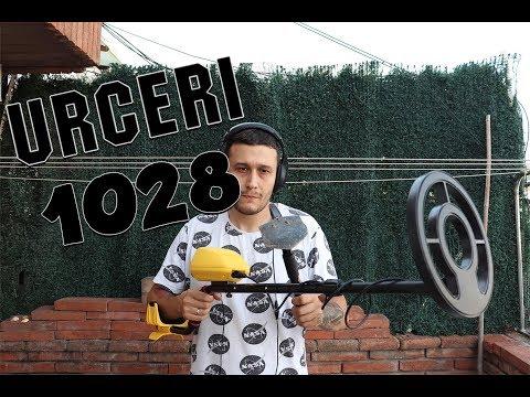 DETECTOR DE METALES URCERI 1028
