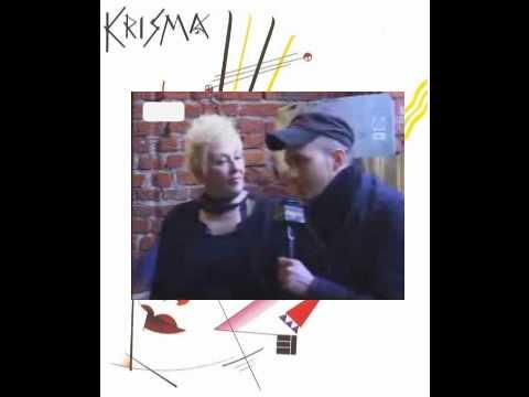 Cristina Moser (Krisma) intervistata da Samuel dei...