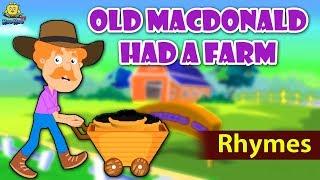 Old MacDonald Had A Farm   English Nursery Rhymes & Songs for children   Koo Koo TV