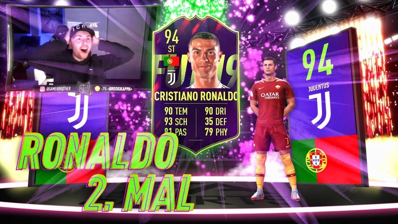 FIFA 19: CRISTIANO RONALDO im FUTURE STARS Pack Opening ????????