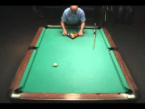 Mike Sigel vs Manny Chau at the Maryland State 10-Ball Championships