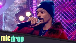 """Snoop Dogg """"Let's Get Blown"""" LIVE Performance -  MicDrop"""