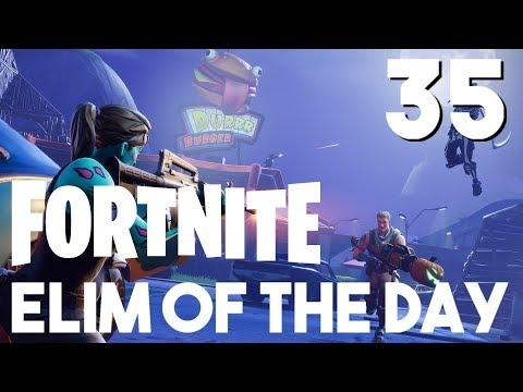  Fortnite Elimination of the Day - {KyButler} #35