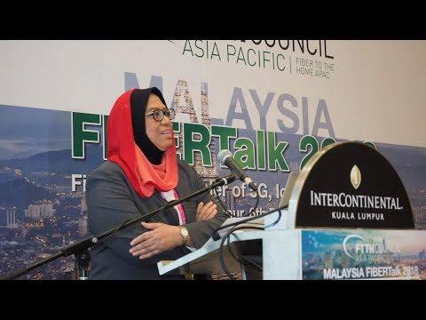 FTTH Council Asia-Pacific Malaysia FIBERTalk 2018 Opening Keynote by Telekom Malaysia