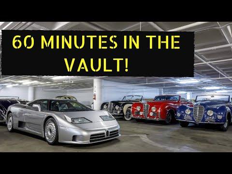 FULL TOUR OF MUSEUM VAULT | 250 RARE CARS