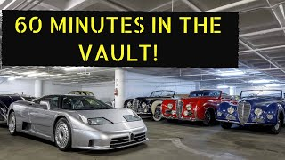 FULL TOUR OF MUSEUM VAULT | 250 RARE CARS