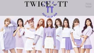 (트와이스) twice _ (티티) tt [mp3 audio]