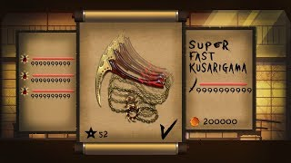 shadow fight 2 the most fastest weapon