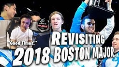 Stewie2K Reacts to ELEAGUE Major: Boston 2018!