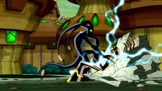 Ben 10: Omniverse - Trouble Helix Preview Clip