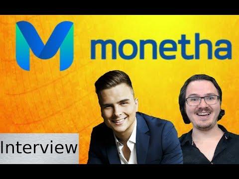 Monetha Interview - Trust and Reputation Matter