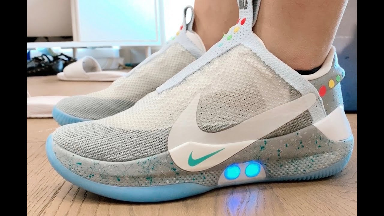 Nike Adapt Bb Mag Unboxing And Experience Nathan S Vlog S1e7 Youtube
