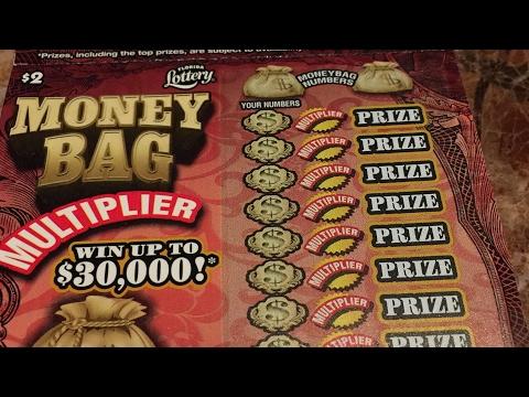 Florida Lottery: Money Bag Multiplier