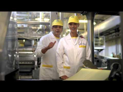 Spot TV Lasagne fresche Sfogliavelo Giovanni Rana – Orgogliosi di farle bene