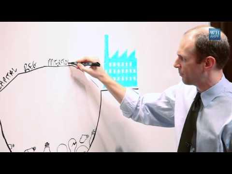 White House White Board: Austan Goolsbee on Startup America