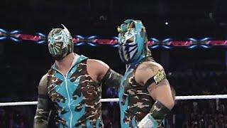 WWE Komik Müzikli Lucha Dragons And Ascension