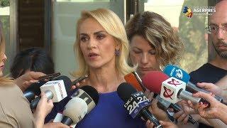 Gabriela Firea spune că ministrul de Interne ar fi încercat să îl defăimeze pe prefectul Capitalei