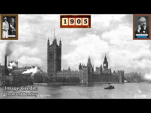 The Houses of Parliament: A Journey Through TIme
