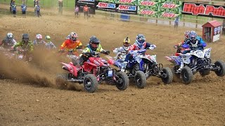 THE RIDE - High Point - Round 4 - ATVMX National Series - 2015
