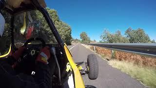Subida a el Piélago 2018. Keke Fdez - Kartcross Semog