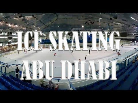 Trip To Ice Skating - Abu Dhabi Zayed Sport City