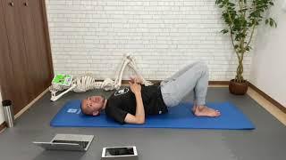 下肢のトレーニング&ストレッチ(部分カット)