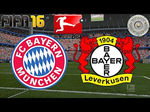 Fifa 16 Fc Bayern München Gegen Bayer Leverkusen 3