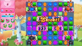 Candy Crush Saga Level 3476 NO BOOSTERS