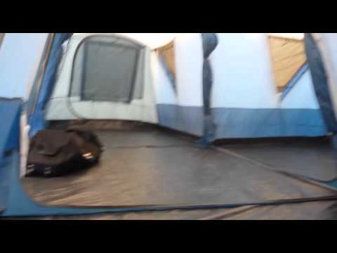 OZtrail Pacific Dome tent Wheelchair accessible & OZtrail Pacific Dome tent Wheelchair accessible - YouTube