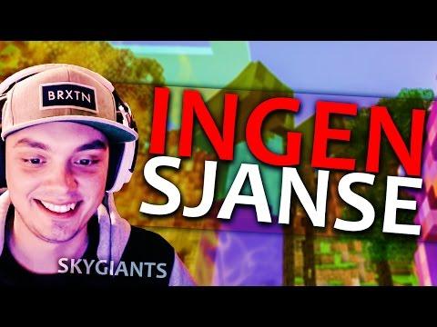MAGENTA HACKER! | Skygiants | Norsk Minecraft