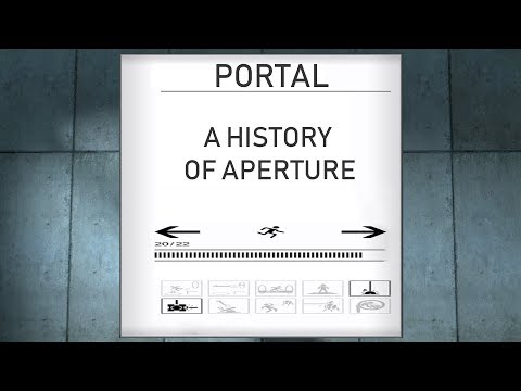 Portal: A History Of Aperture (Timeline And Lore)