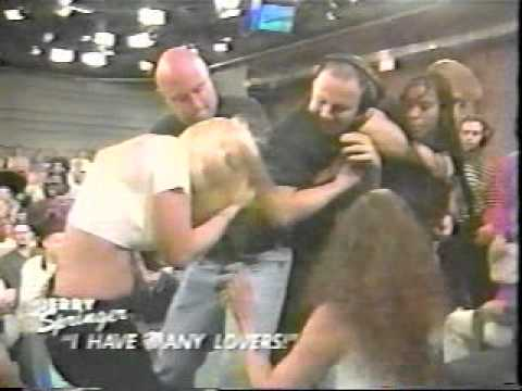 Jerry springer show sexy girls