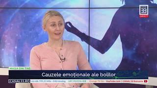 Gambar cover Cauzele emoționale ale bolilor