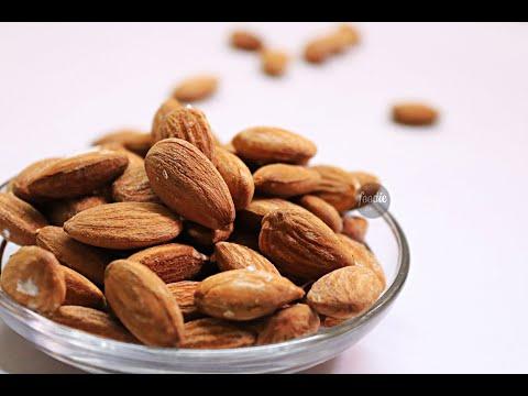 10 Fun Methods to Season Roasted Almonds Under 125 Calories