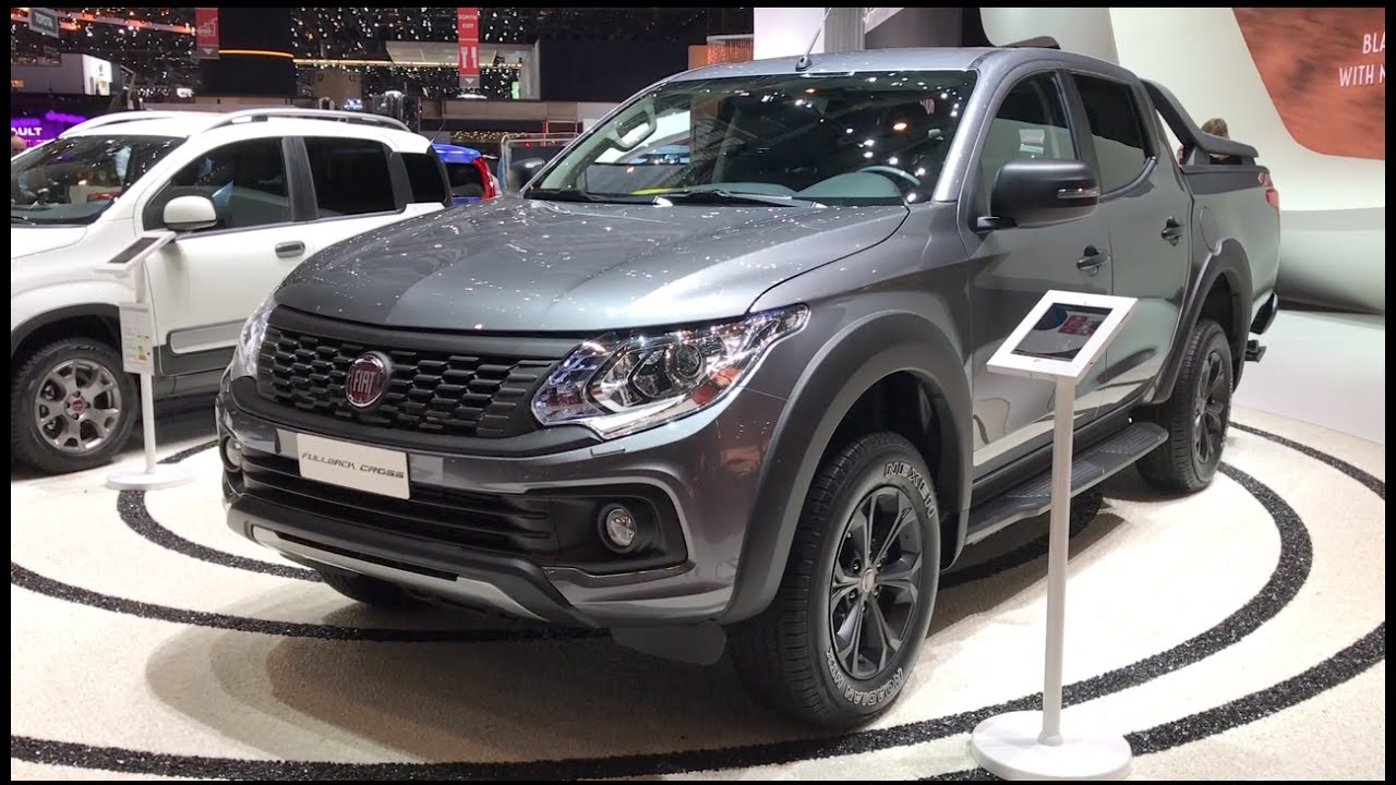 fiat fullback cross 2017 in detail review walkaround interior exterior youtube. Black Bedroom Furniture Sets. Home Design Ideas