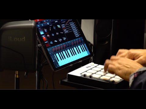 SampleTank 2 for iOS Sounds Demo - Part 1