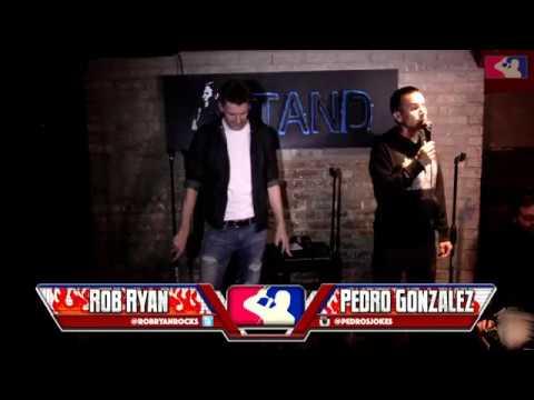The RoastMasters 3.20.18 Main Event: Rob Ryan vs. Pedro Gonzalez