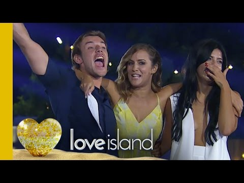 Nathan And Cara Are The WINNERS | Love Island
