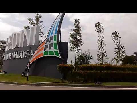 Johor - Massive Development In Medini
