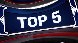 NBA Top 5 Plays of the Night | November 9, 2019
