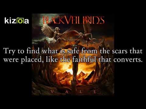 Black Veil Brides - The Last One (Lyrics)