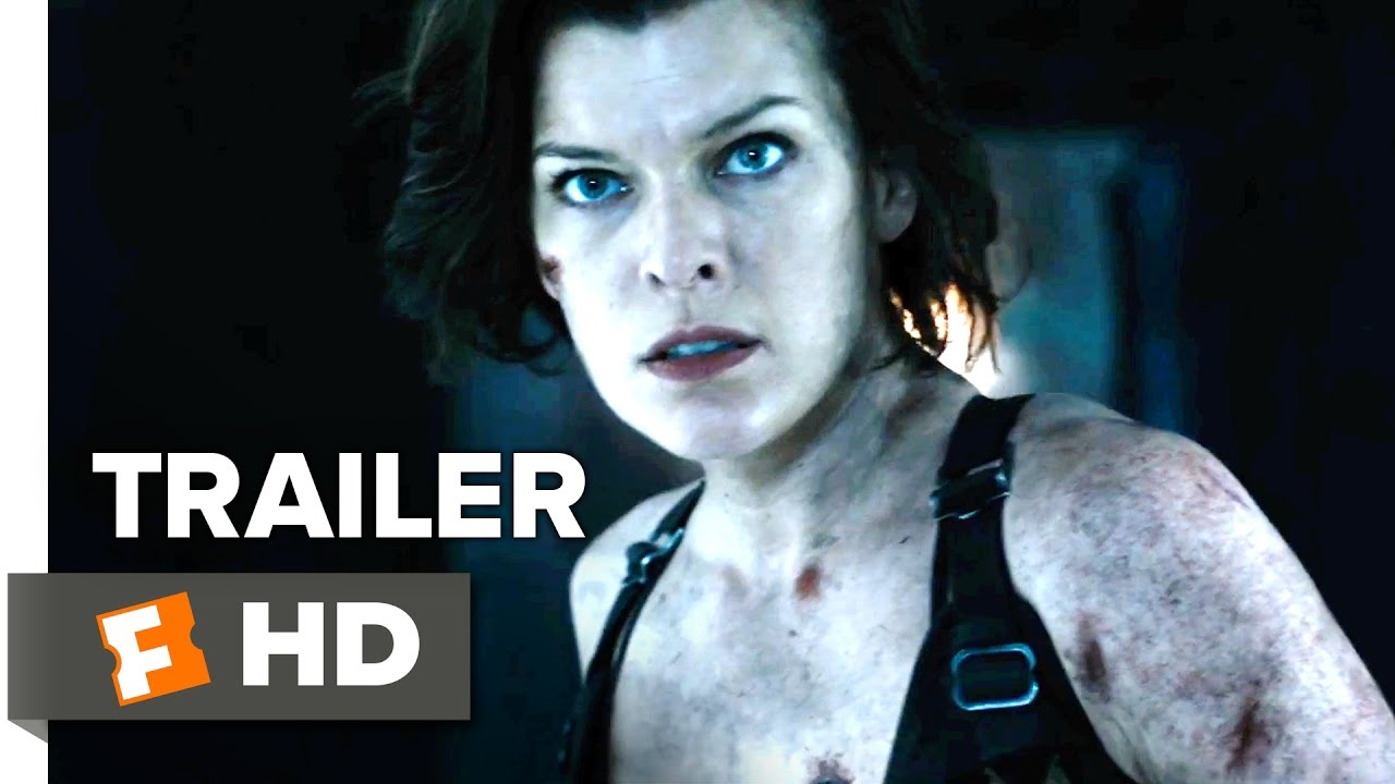 Milla Jovovich Ruby Rose Resident Evil The Final Chapter: Resident Evil: The Final Chapter Official International
