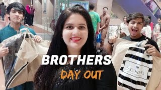 A day with brothers