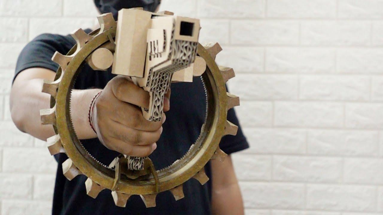 The Glove - Amazing DIY Cardboard Craft