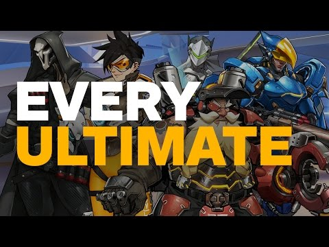 Overwatch: All 21 Ultimate Abilties Mp3