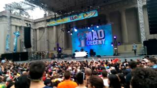 Cashmere Cat @ Mad Decent Block Party, Berkeley (9/19/2014)